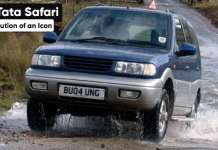 The Tata Safari | The evolution of an Icon