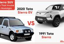 Tata Sierra SUV- 10 things that invoke NOSTALGIA