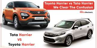 Toyota Harrier vs Tata Harrier | We clear the confusion