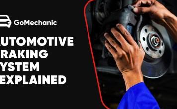 Automotive Braking System Explained