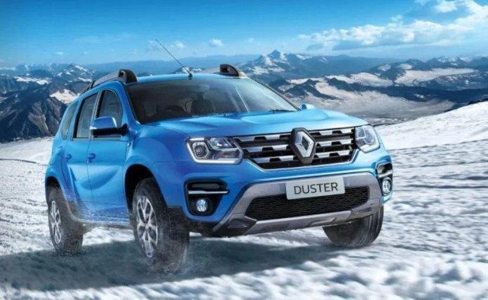 Renault Duster Petrol