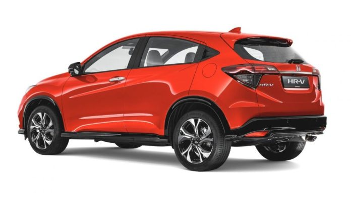 India bound Honda HR-V to be based on all-new Honda Architecture