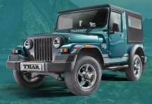 2020 Mahindra Thar launched at Rs. 9.4 lakh- Cheaper than Ever