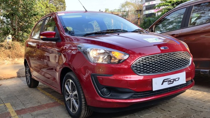 Ford Figo | BS6 Diesel Cars In India