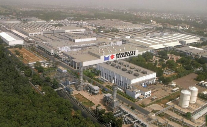 Maruti Suzuki Registers a Whooping 32.05% Drop in March 2020
