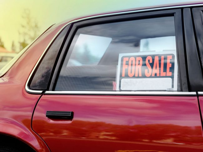 Resale Value of Cars