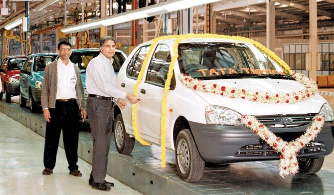 Tata Indica | Car Rebadging