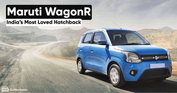 Maruti WagonR | The History of India's Most Loved Hatchback