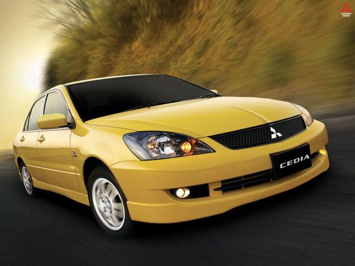 Mitsubishi Cedia | Most Underrated Cars In India