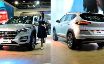2020 Hyundai Tucson Big Thing