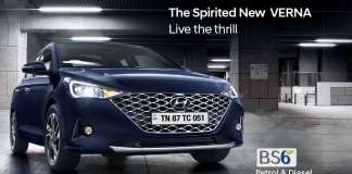 2020 Hyundai Verna Featured Image