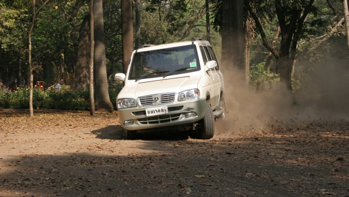 Sonalika Rhino: An MPV from the most successful tractor brand