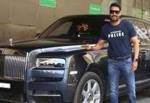 Ajay Devgn Roll Royce