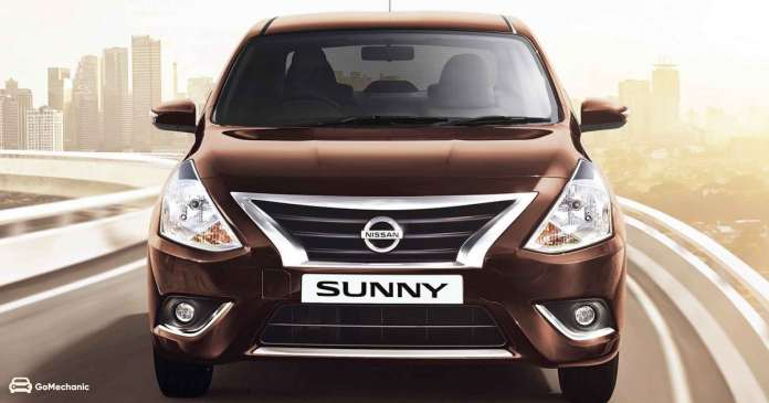 Nissan Sunny   Cars to be Discontinued in 2020