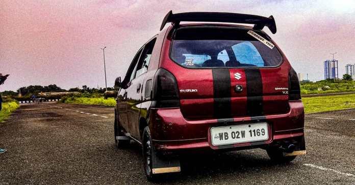 India's Fastest Maruti Suzuki Alto