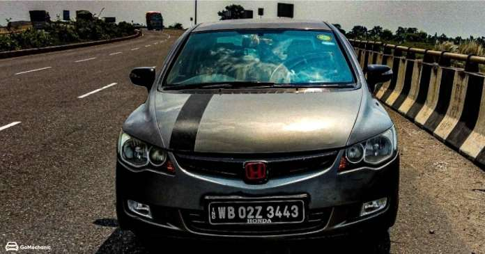 Modified Honda Civic | Modifications worth 5 Lakhs