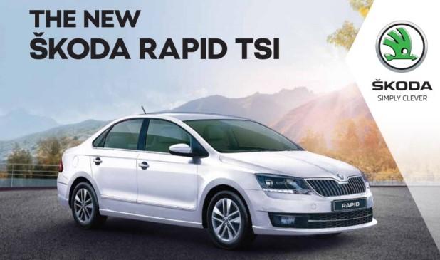 New Skoda Rapid Featured