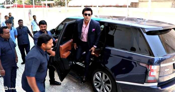 Range Rover Vogue | Ranbir Kapoor Cars