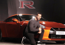 john abraham car & bike collection