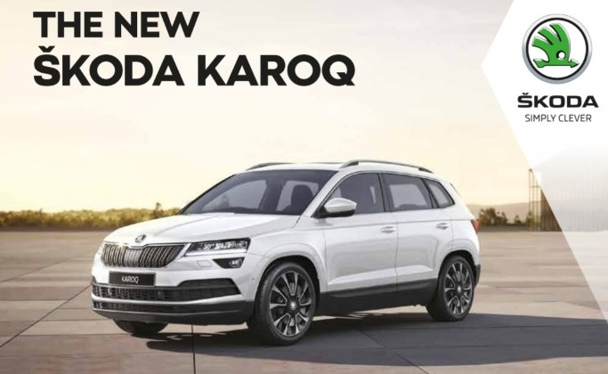 All New Skoda Karoq