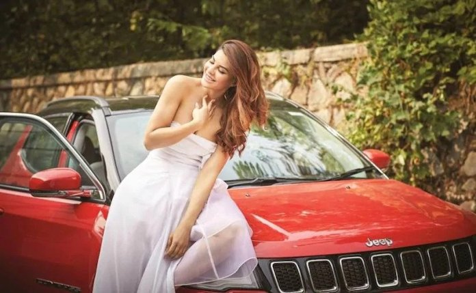 Jacqueline Fernandez   Bollywood Celebrities and their modest cars