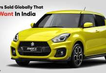 10 Cars Sold Globally That We Want in India