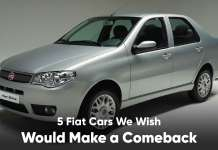 5 Fiat Cars we wish would make a comeback