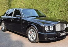 Bentley Arnage | Nirav Modi Car Collection
