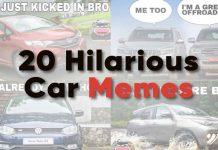 20 Hilarious Car Memes