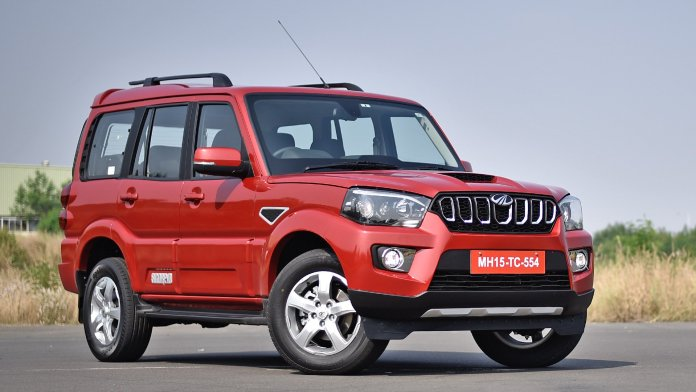 Mahindra Scorpio | Made In India Cars