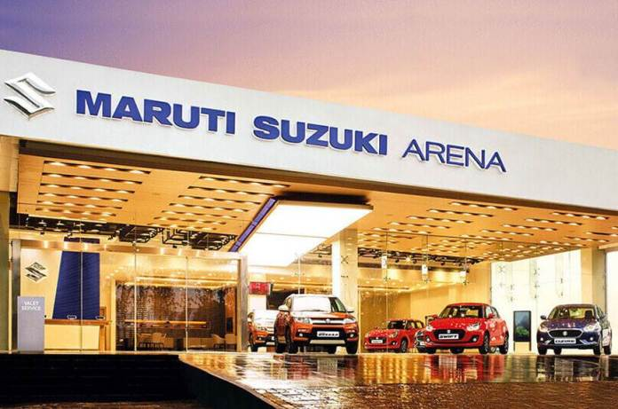 Maruti Suzuki Dealership