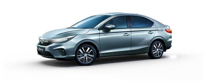 2020 Honda City Side Profile