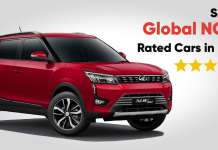 4 and 5 star global ncap rated cars in India
