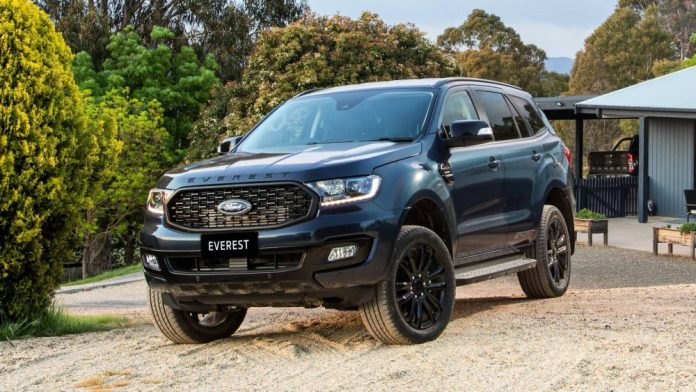 Ford Everest (Ford Endeavour)