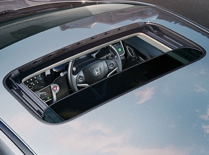 Honda City's Sunroof | Cars with sunroof in India