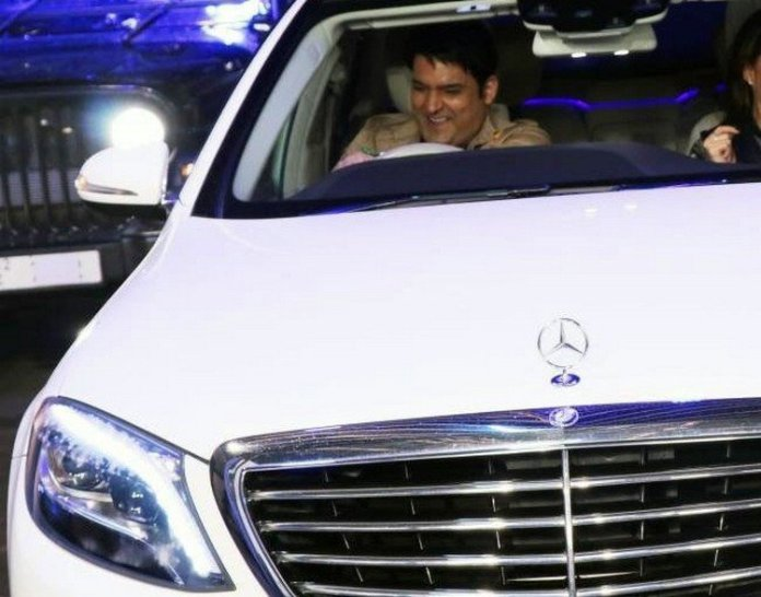 Mercedes S350 | Kapil Sharma cars & Bikes