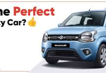 Maruti Suzuki WagonR The Perfect City Car