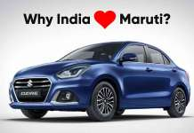 10 Reasons Why India Loves Maruti Suzuki Cars