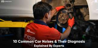 10 common car noises explained with diagnosis