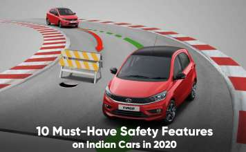 10 must-have safety features on Indian cars in 2020