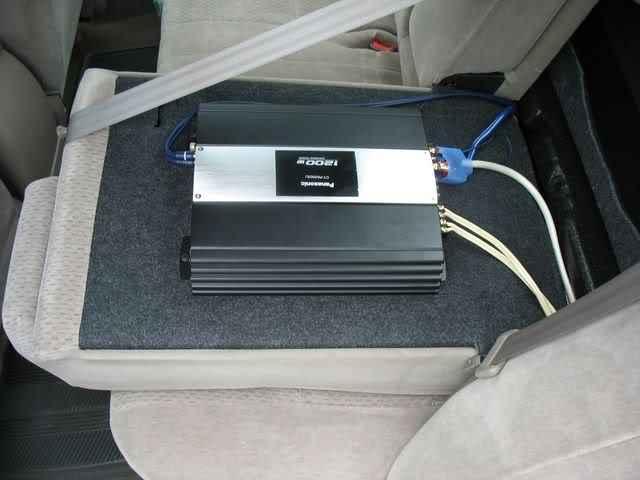 Improve audio quality in car