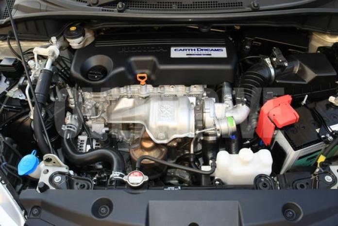 Honda City i-DTEC Diesel Engine