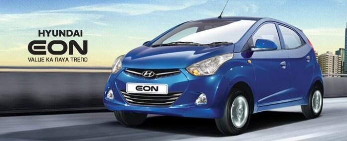 Hyundai EON Advertisement