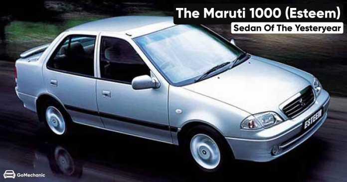 Maruti Suzuki 1000 | Iconic Cars in India