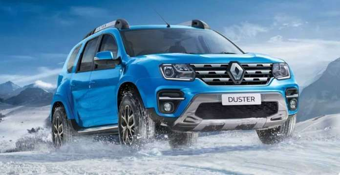 Renault Duster Turbo Launch In August