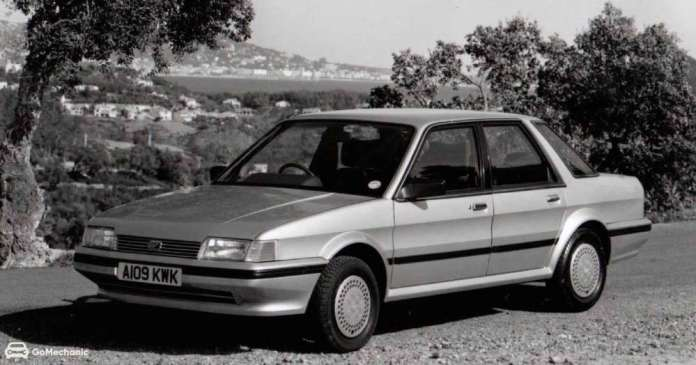 Rover Montego | Iconic Cars In India