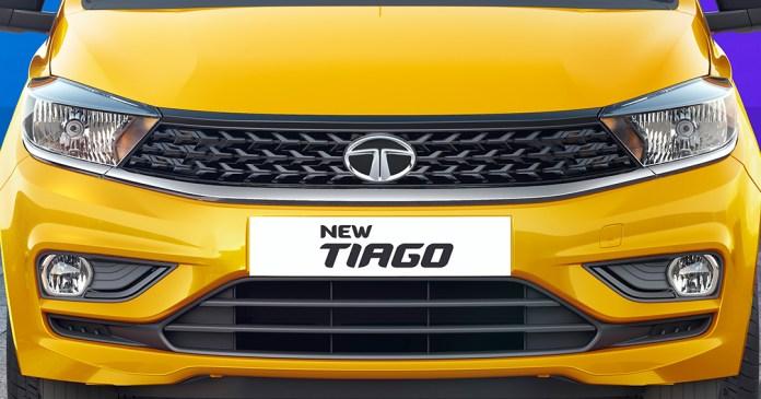Tata Tiago's Sporty Design