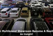 can multi brand car showroom become a reality