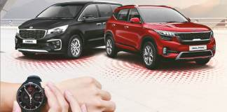All Kia cars to feature connected car technology in the future
