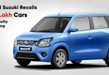 maruti suzuki recall wagonr and baleno over faulty fuel pump